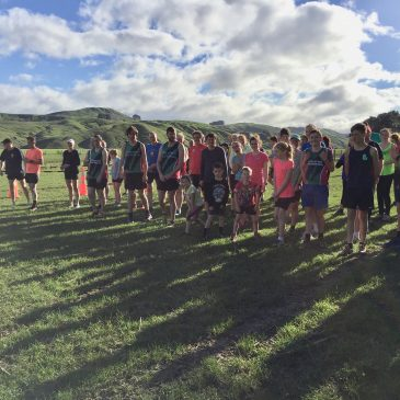 Race 7 2018 Trust House Cross Country Series Results
