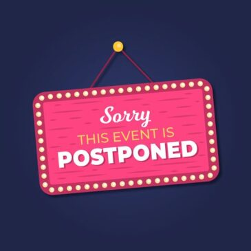 Cross Country event postponed